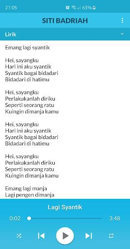 Download Lagu Siti Badriah Suamiku Kawin Lagi Gratis