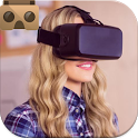 VR movies - Video Player 360 icon