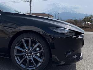 その他 Mazda3 FASTBACK 1.8XD AWDのカスタム事例画像 flat.vさんの2020年03月22日20:01の投稿