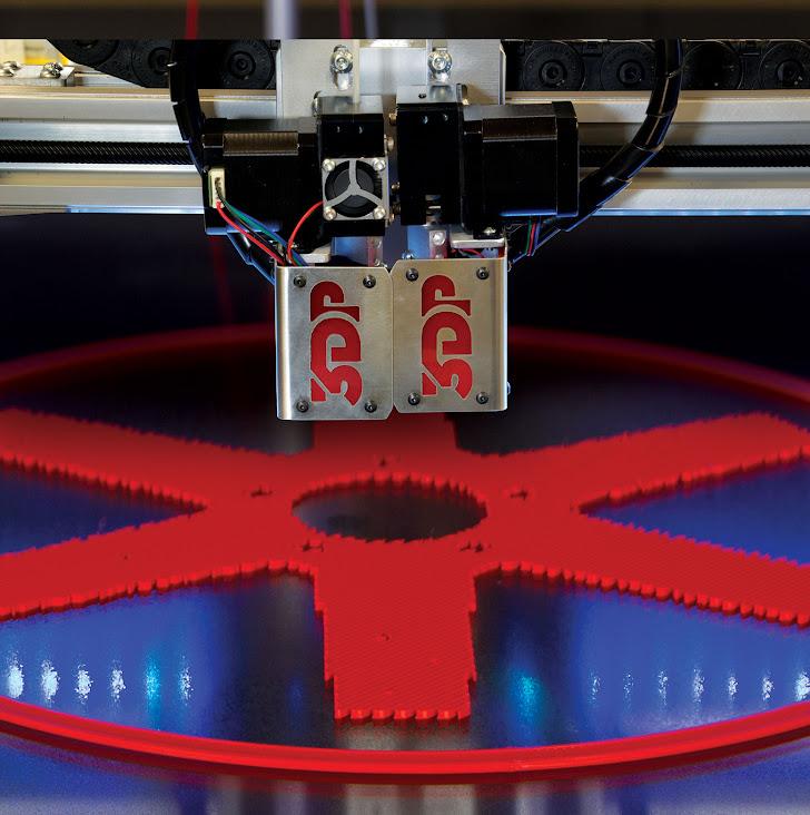 3D Platform надеется, что производительность в промышленных условиях повыситься при введении новой серии устройств для технологий аддитивного производства