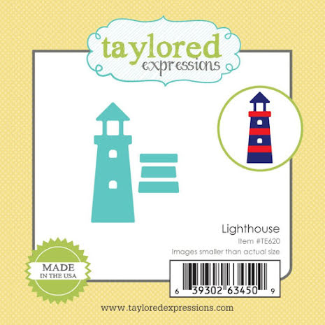 Taylored Expressions Little Bits Dies - Lighthouse