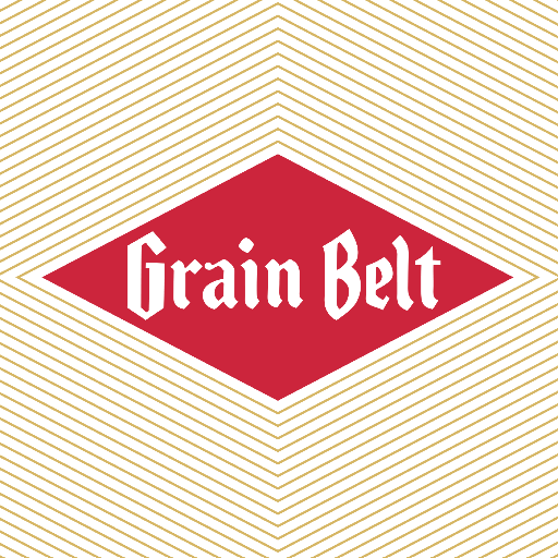 Logo of August Schell's Grain Belt Blu