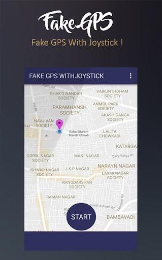玩免費遊戲APP|下載Fake GPS with Joystick app不用錢|硬是要APP