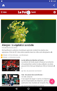 News In French screenshot 10