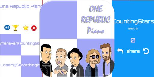 One Republic Piano Tiles