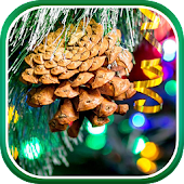 Macro Christmas Live Wallpaper