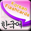 Learn Korean Vocabulary | Korean Flashcards icon