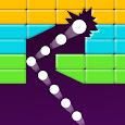 Brick Breaker - Blast all blocks! icon