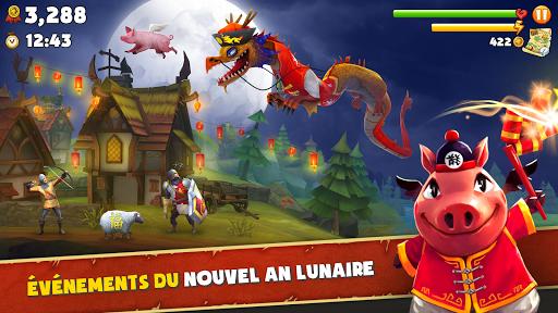 Hungry Dragon™  screenshots 1