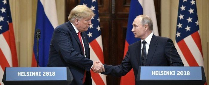Pat Buchanan: What Trump did at the Helsinki summit