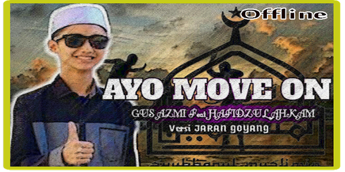 Download song-gus let's move on latest Azmi | offline APK