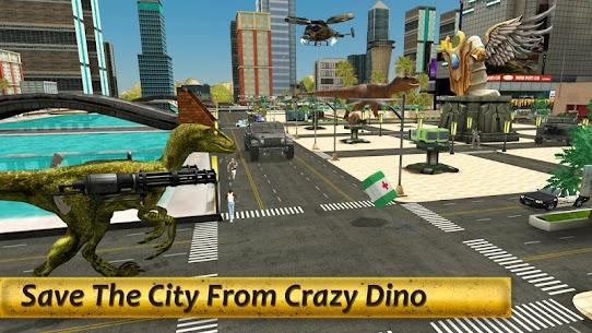 Dinosaur Battle Survival MOD (Unlimited Money) 6