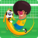 Soccer Hit - International Cup Russia 2018 icon