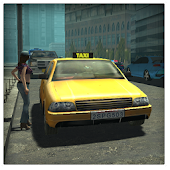 Mad Taxi Driver simulator