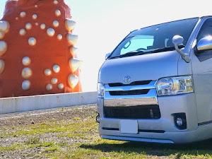 ハイエースバン  4型ディーゼルS-GL 4WDのカスタム事例画像 くしさんの2020年08月09日18:33の投稿