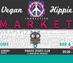 Vegan Hippie Connection Market : Greenside Pirates Hockey Club