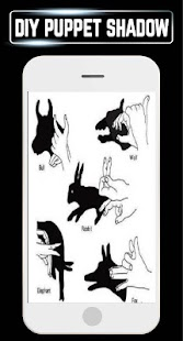 DIY How To Make Puppets Hand Shadow Ideas Tutorial - náhled