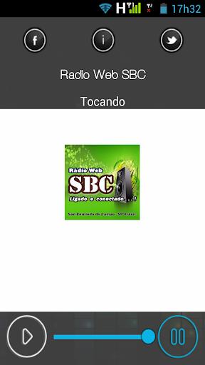 Rádio Web SBC