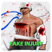 Injury Photo Editor-Fake injury