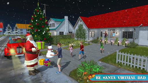 Rich Dad Santa: Fun Christmas Game screenshots 2