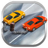 Chained Cars Real Racing Turbo City Highway Drift