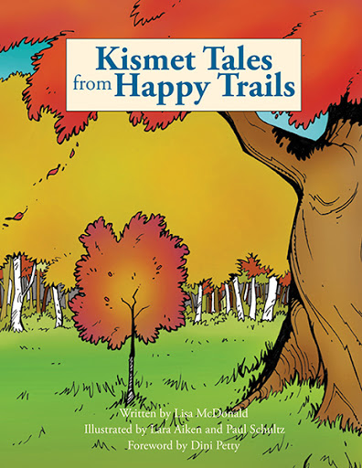 Kismet Tales from Happy Trails cover