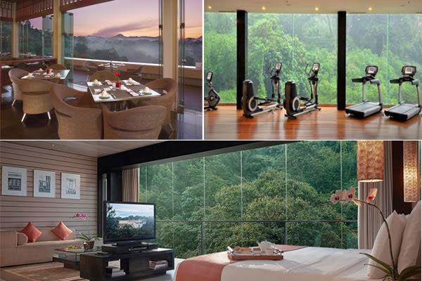 Padma Hotel Bandung Interior