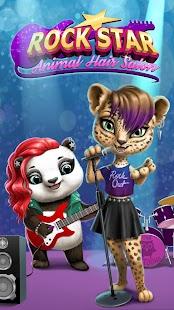 Rock Star Animal Hair Salon - náhled