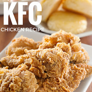 Copycat KFC Chicken.