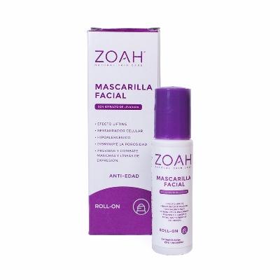 crema facial zoah anti-edad 15ml