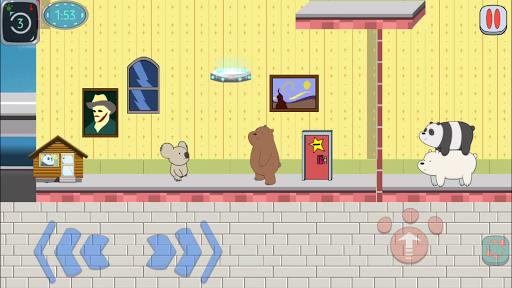 We Bare Bears Quest for NomNom apktram screenshots 16
