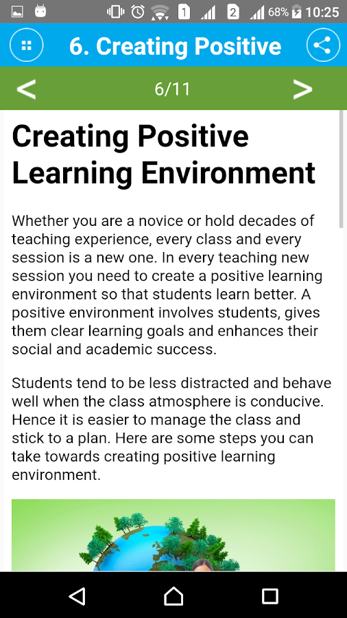 Learn Classroom Management- screenshot