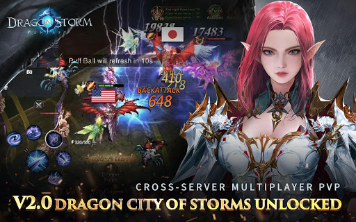 Dragon Storm Fantasy 1.9.0 screenshots 9