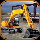 Real Heavy Excavator Operator