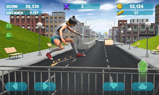 Street Skater 3D: 2 1.3 screenshots 3