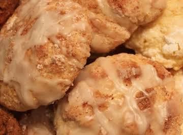 Gooey Cinnabon Cookies