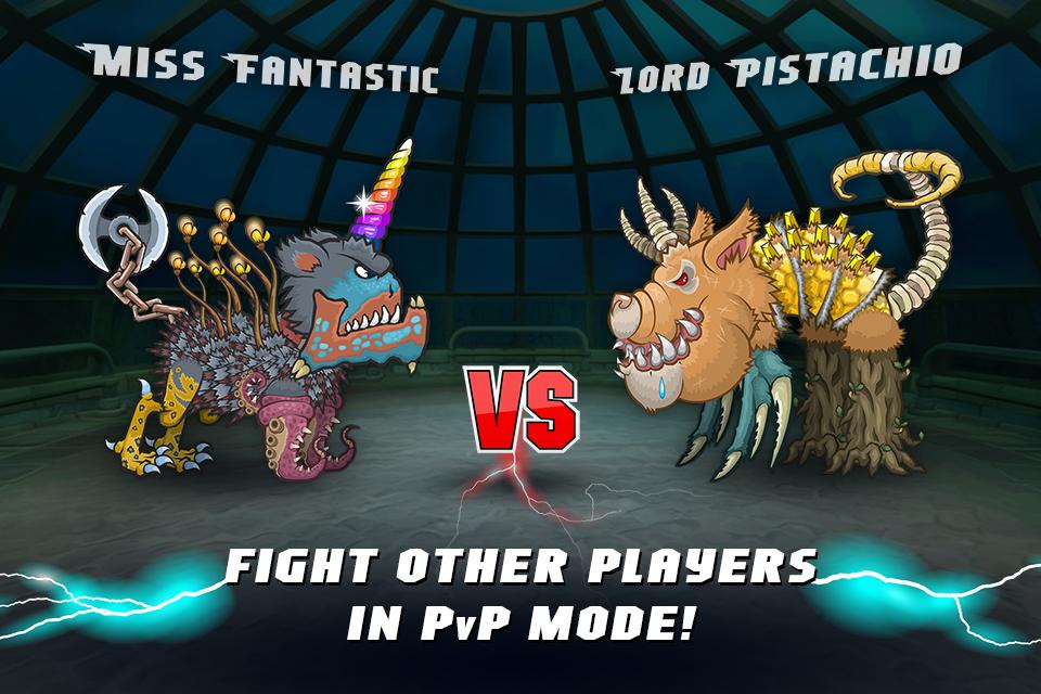 Mutant Fighting Cup 2- screenshot