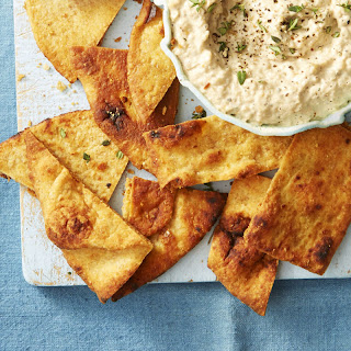 Naan Chips.