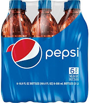 Pepsi Cola Soda - 3l, 6 Pack