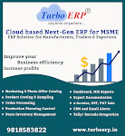 Cloud Based ERP Software For MSME