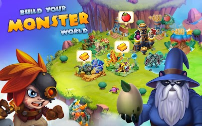 Monster Legends APK screenshot thumbnail 18