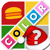Guess the Color - Logo Games Quiz