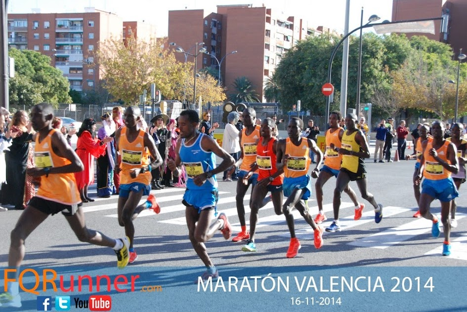 Maratón de Valencia 2014