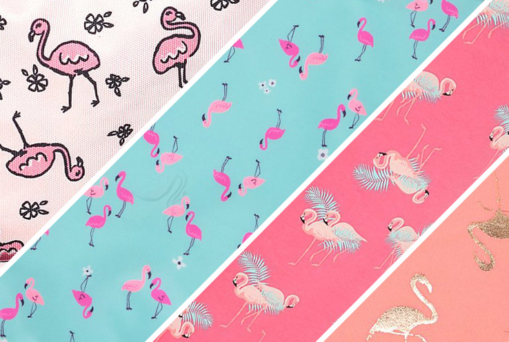 Flocking their way onto cushions, bedding and accessories, shop our range of flamingo-inspired accessories.