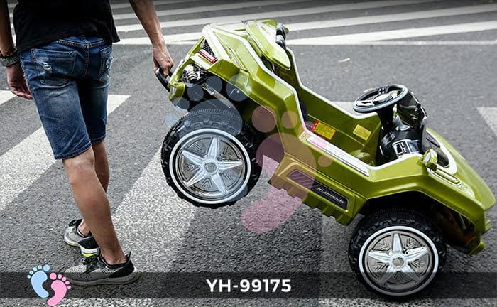 Ô tô điện trẻ em 2 chỗ ngồi YH-99175 10