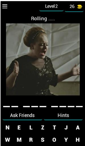 Quiz songs Adele apkmind screenshots 2