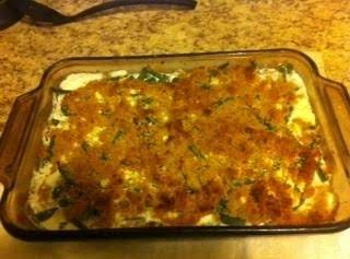 Fancy Greenbean Casserole Recipe