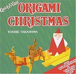 Photo: Quick & Easy Origami Christmas Takahama, Toshie Japan Publications Trading Company Kit edition (October 30, 2004) Paperback 24 pp 6.1 x 6.2 inches ISBN 4889961704