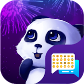 Panda Dream Free SMS Theme