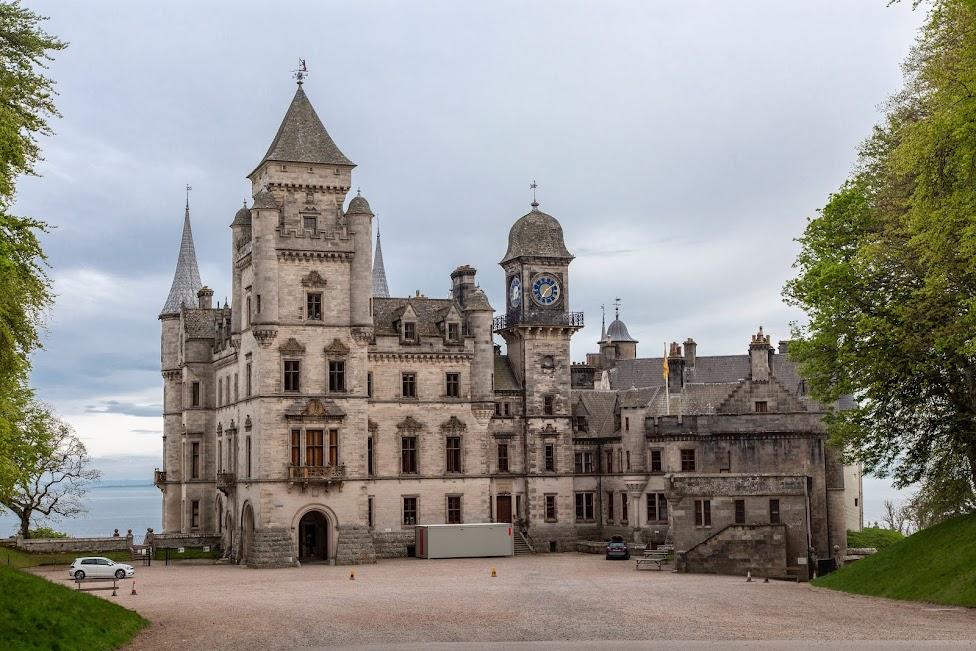 Dunrobin Castle, Szkocja